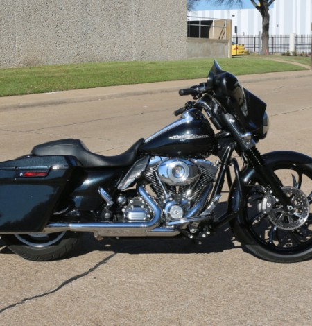 23 Inch Front End Package Kit For Harley Baggers Pickard Usa