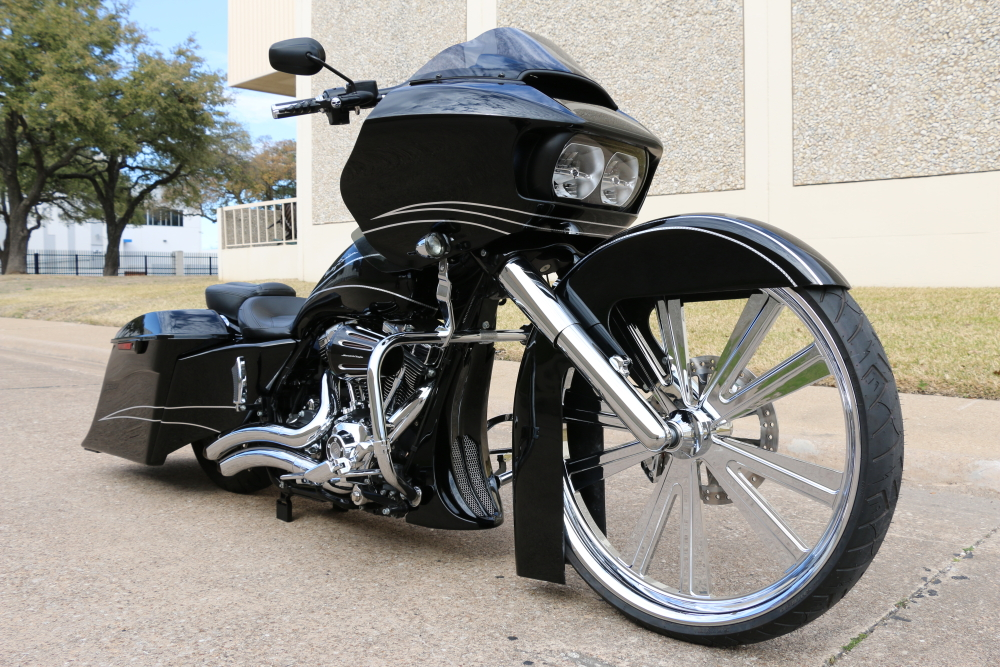 Softail Front End