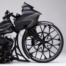 23 Inch Front End Package Kit for Harley Baggers | Pickard USA