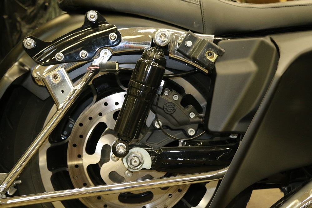 Harley-Bagger-Air-Suspension-1 Harley Electra Glide Wiring Harness Diagram on
