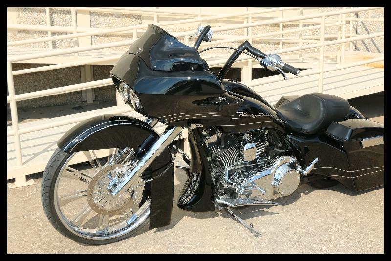 Harley Bagger Parts to Build a Custom Bagger