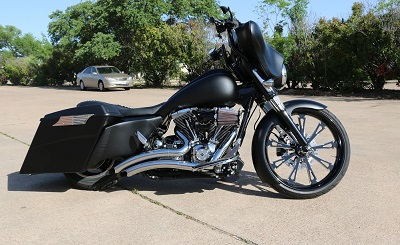 Bad Ass Baggers Custom Harley Baggers By Pickard Usa Pickard Usa